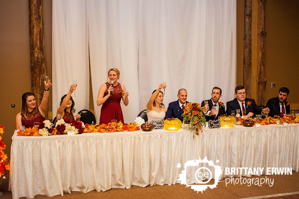Noblesville-Indiana-Purgatory-Golf-Club-wedding-reception-photographer-maid-of-honor-toast-bride.jpg