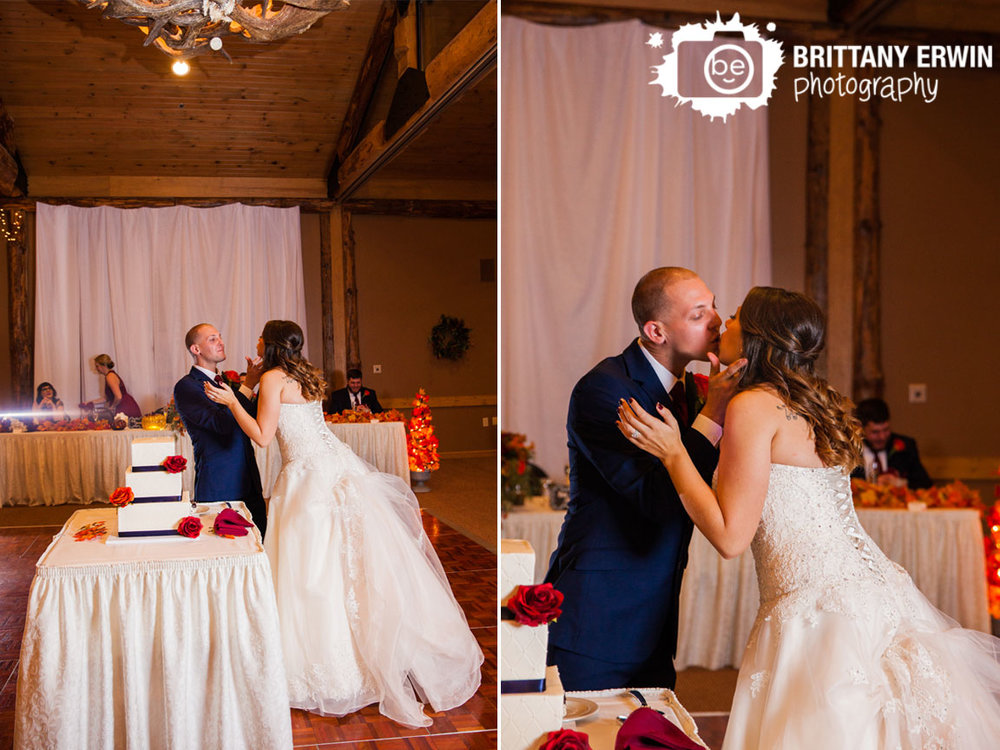 Noblesville-Indiana-wedding-reception-photographer-Purgatory-Golf-Club-cake-cutting.jpg