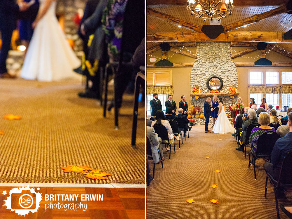 Purgatory-Golf-Club-wedding-ceremony-photographer-fall-leaf-couple-fireplace.jpg