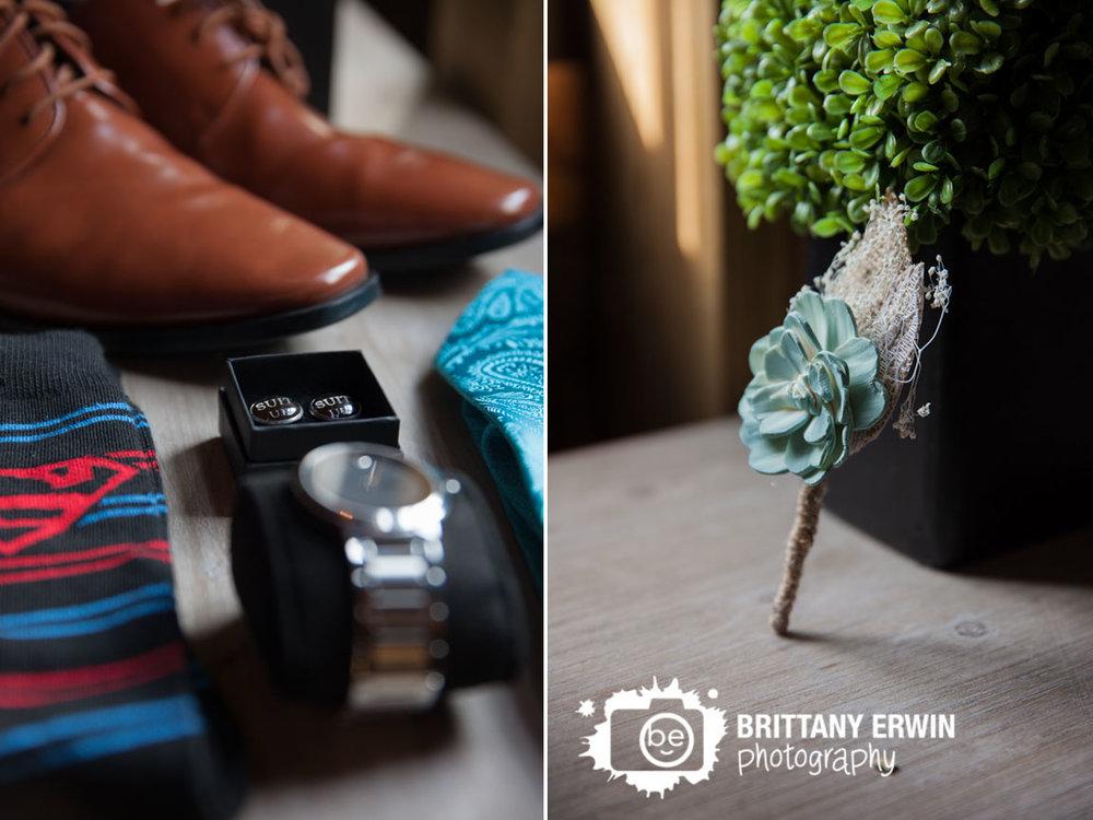 Barn-at-Kennedy-Farm-eco-flower-suit-up-cufflinks-watch-superman-socks-blue-tie.jpg