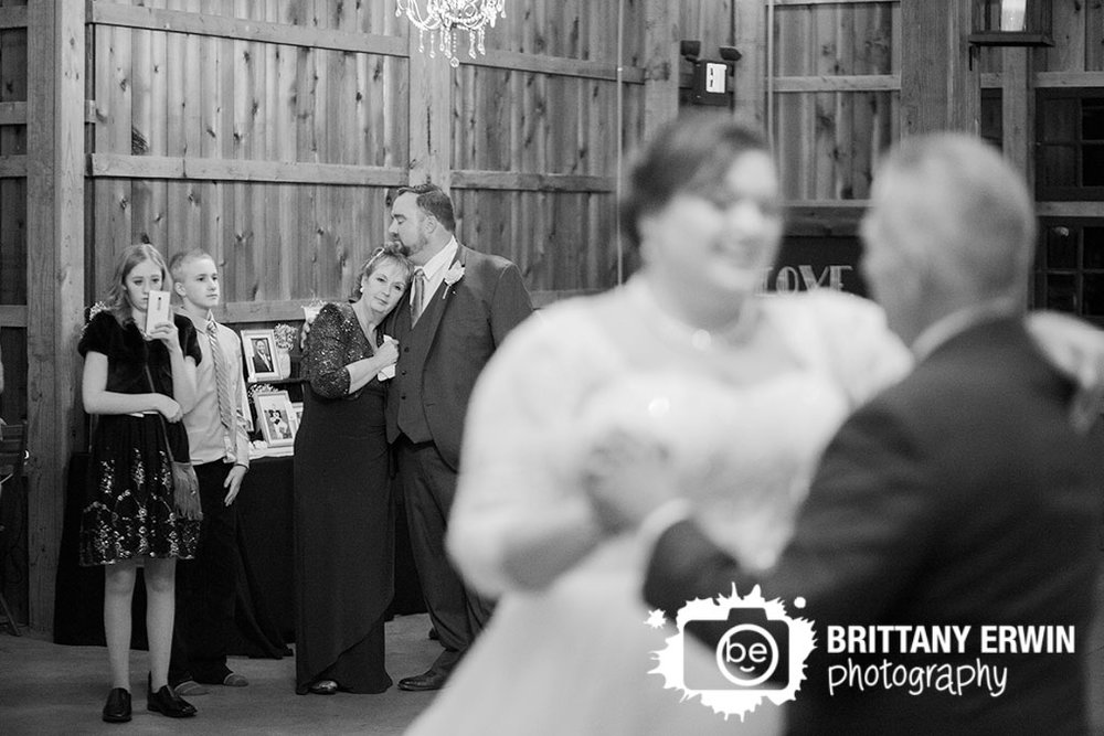 Barn-at-Kennedy-Farm-wedding-photographer-groom-mother-reaction-father-daughter-dance.jpg