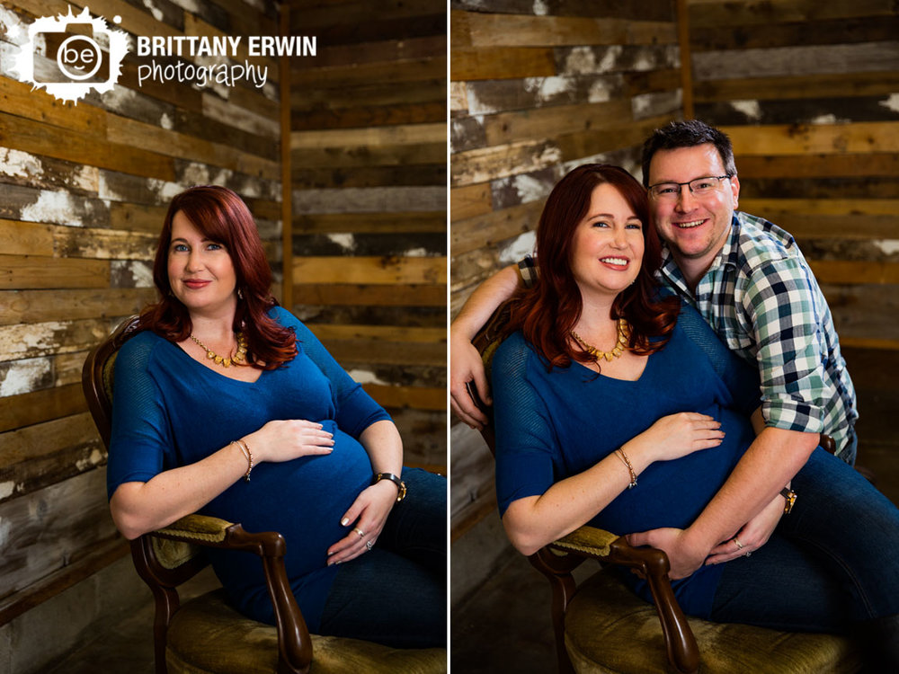 Speedway-Indiana-studio-photographer-barn-wood-wall-maternity-portrait-couple.jpg