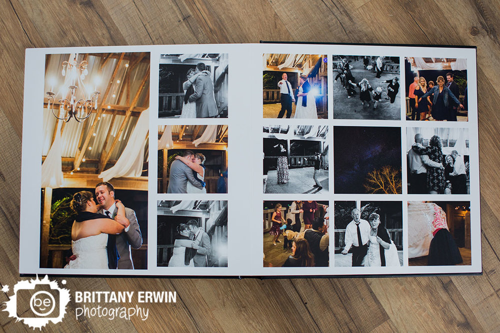 Indianapolis-wedding-photographer-reception-first-dance-album-spread.jpg