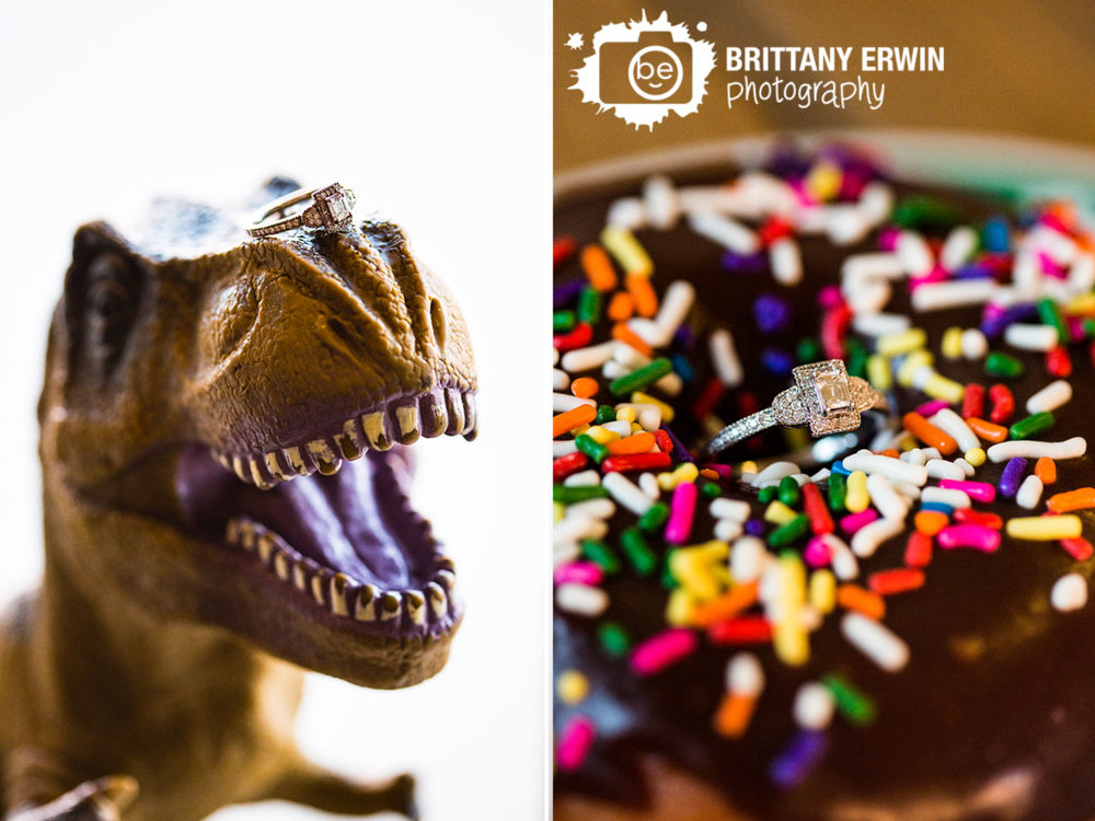 Indianapolis-General-American-Donut-Co-engagement-photographer-ring-detail-trex-dinosaur.jpg
