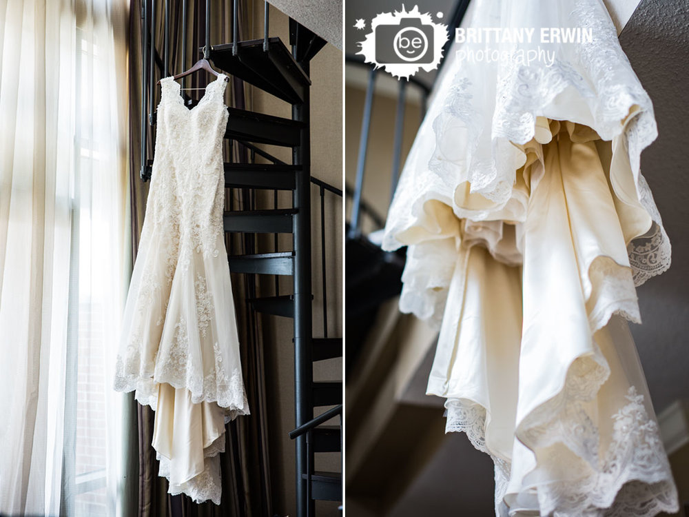 Indianapolis-wedding-photographer-stella-york-bridal-gown-dress-hanging-lace-omni-hotel.jpg
