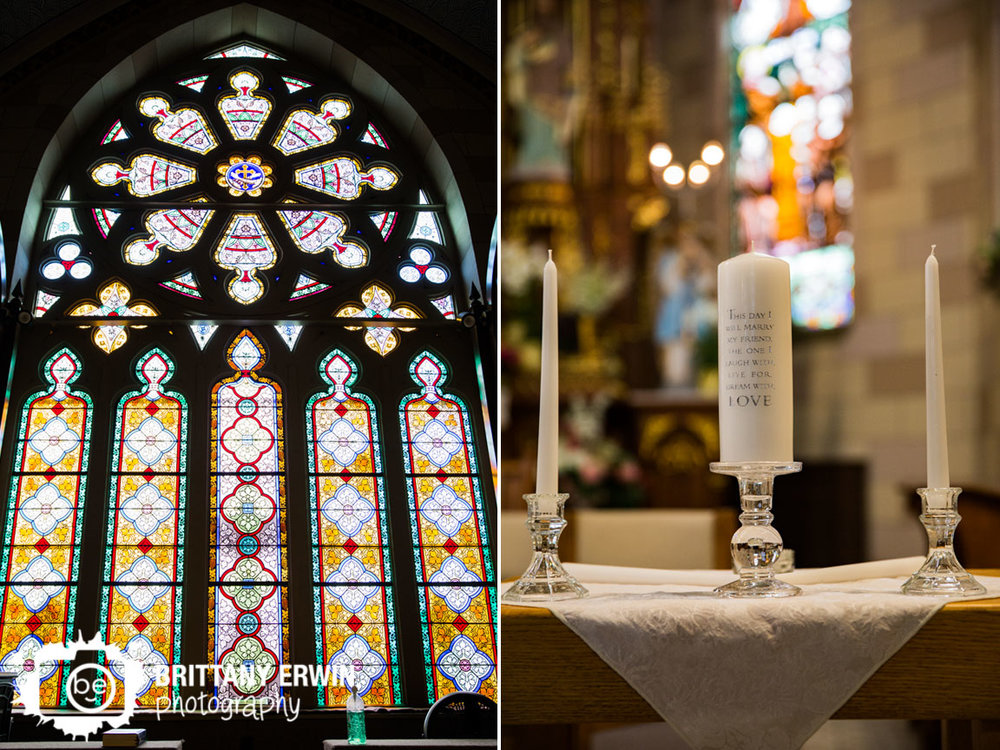 Indianapolis-wedding-photographer-unity-candle-stained-glass-window-sacred-heart-catholic-church.jpg