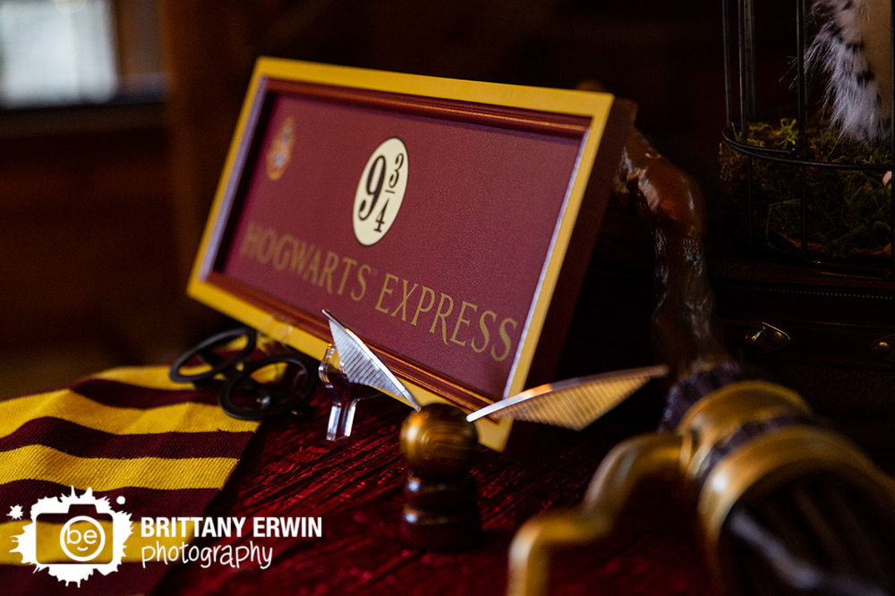 details-on-gift-table-snitch-hogwarts-express-sign-Nerdy-Fox-rentals-Harry-Potter-theme-wedding-shoot.jpg
