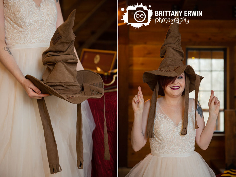 Sorting-Hat-wedding-photographer-bride-sorted-Harry-Potter-theme-shoot-Nerdy-Fox-Rentals.jpg