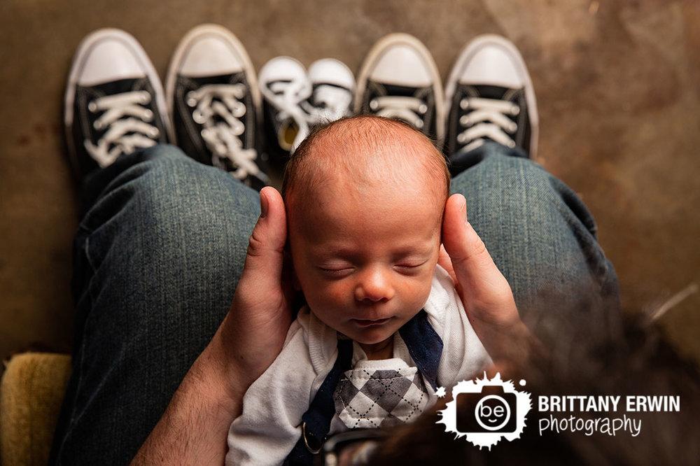 Indianapolis-studio-portrait-photographer-converse-matching-shoes-baby-boy-sleeping.jpg