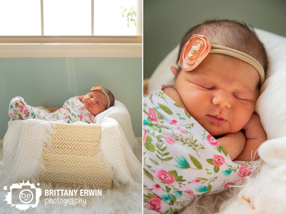 Indianapolis-lifestyle-in-home-newborn-baby-girl-portrait-photographer-wrapped-flower-blanket.jpg