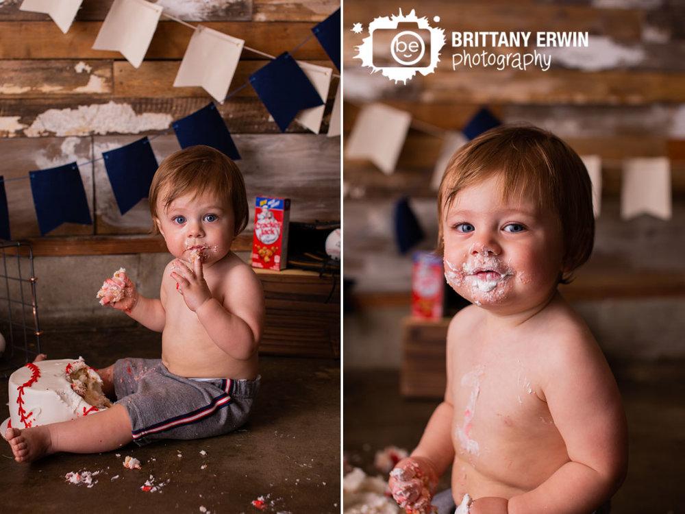 Brithday-cake-smash-baseball-icing-Indianapolis-studio.jpg