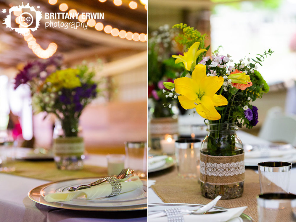 Barn-wedding-reception-flower-centerpiece-twinkle-light.jpg