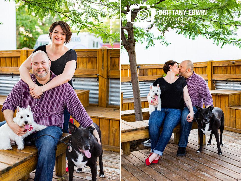 Indianapolis-engagement-portrait-photographer-pets-couple-at-Flat12-Bierwerks.jpg