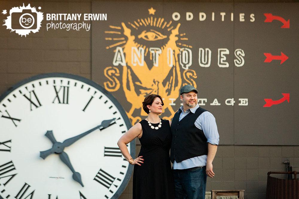 antique-mall-engagement-portrait-giant-clock-photographer-Indianapolis.jpg
