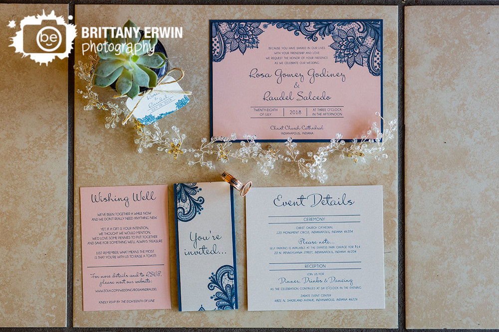 Indianapolis-wedding-photographer-invitation-rings-details-pink-navy-succulents.jpg