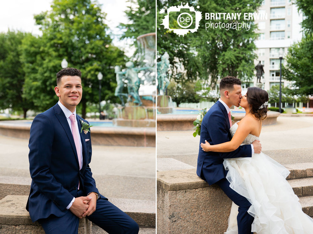 Indianapolis-downtown-wedding-photographer-groom-couple-on-fountain.jpg
