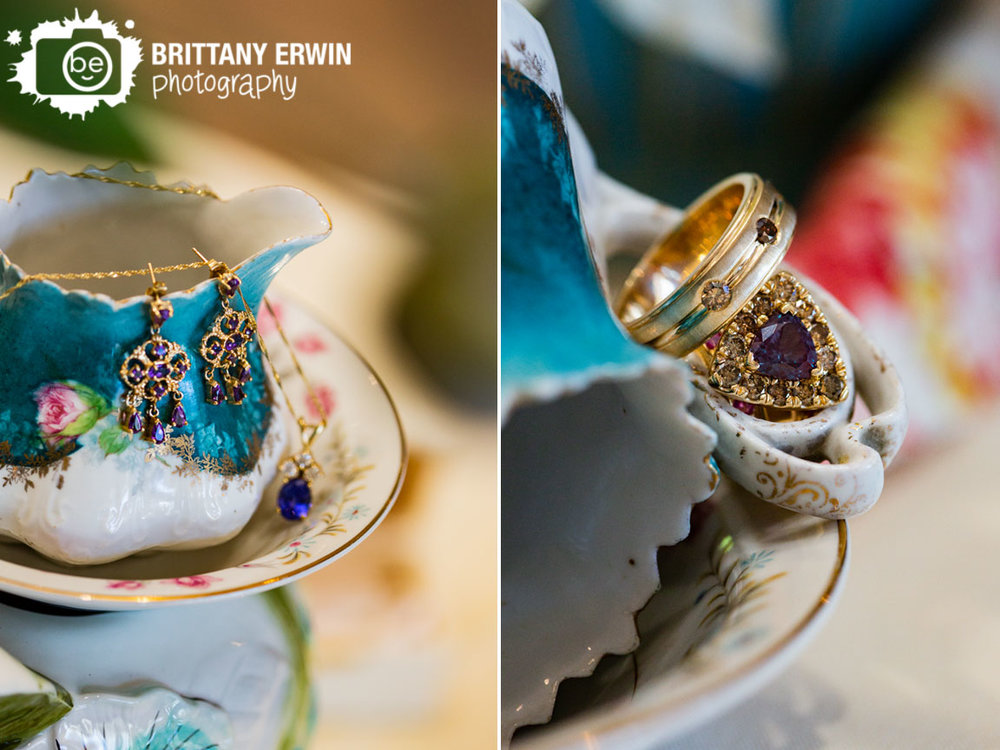 Sycamore-at-Mallow-Run-alice-in-wonderland-themed-wedding-gold-amethyst-earrings-heirloom-jewelry-jewel-tones-tea-set.jpg
