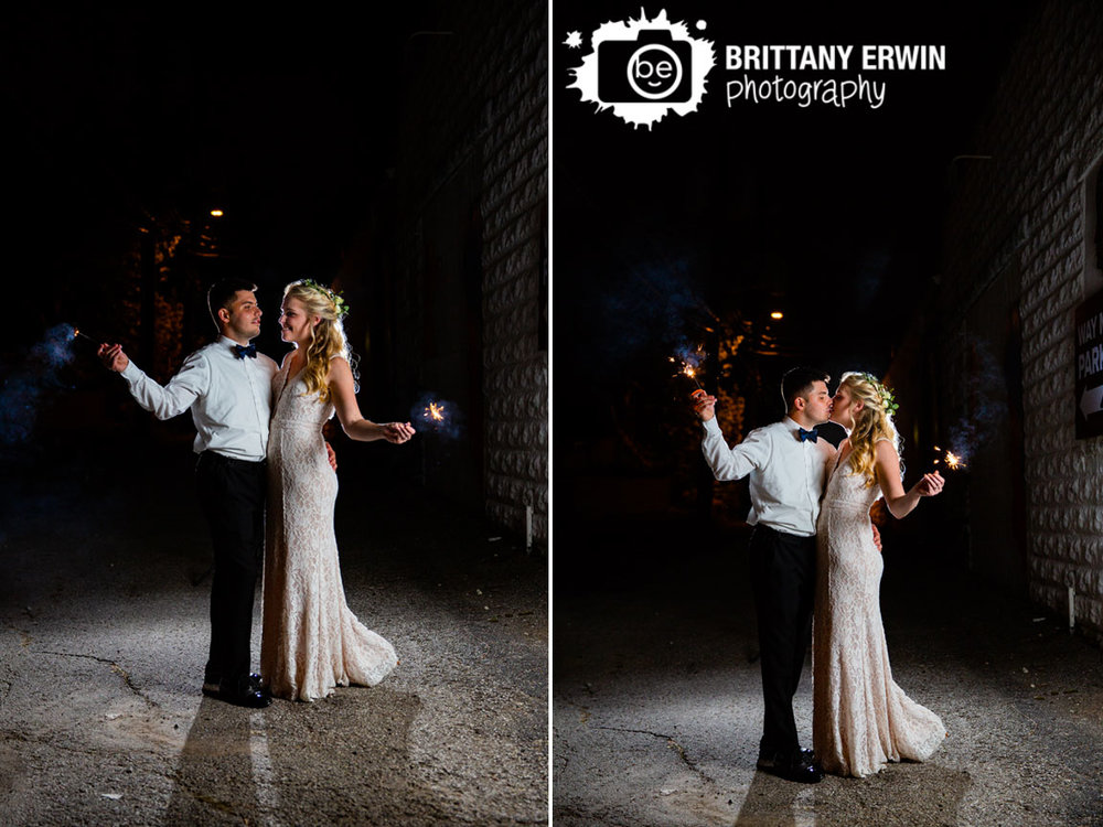 Fountain-Square-Indiana-wedding-photographer-sparkler-portraits-after-dark-tubefactory-artspace.jpg