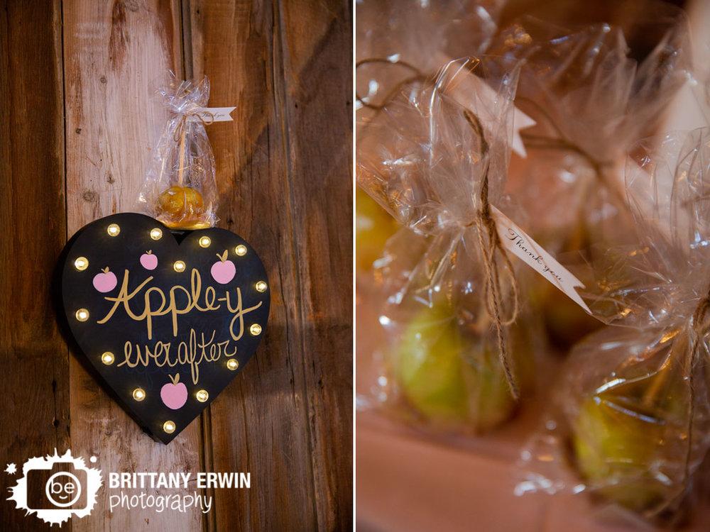 Wea-Creek-Orchard-wedding-barn-photographer-appley-ever-after-caramel-apple-favor.jpg