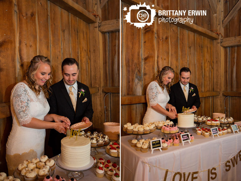 Wea-Creek-Orchard-wedding-photographer-cake-cutting-couple-indoor-barn-venue.jpg