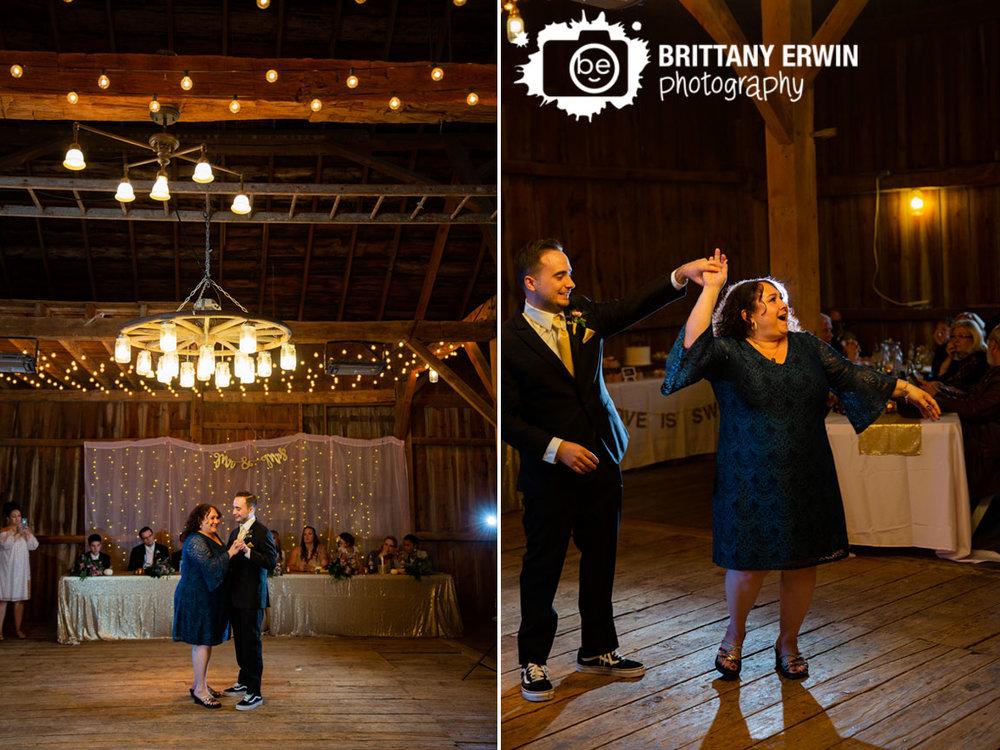 Wea-Creek-Orchard-wedding-reception-venue-photographer-mother-son-dance-indoor-barn-twinkle-lights.jpg