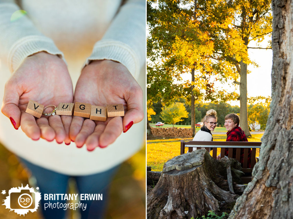 scrabble-tiles-last-name-with-engagement-ring-as-letter-couple-on-bench.jpg