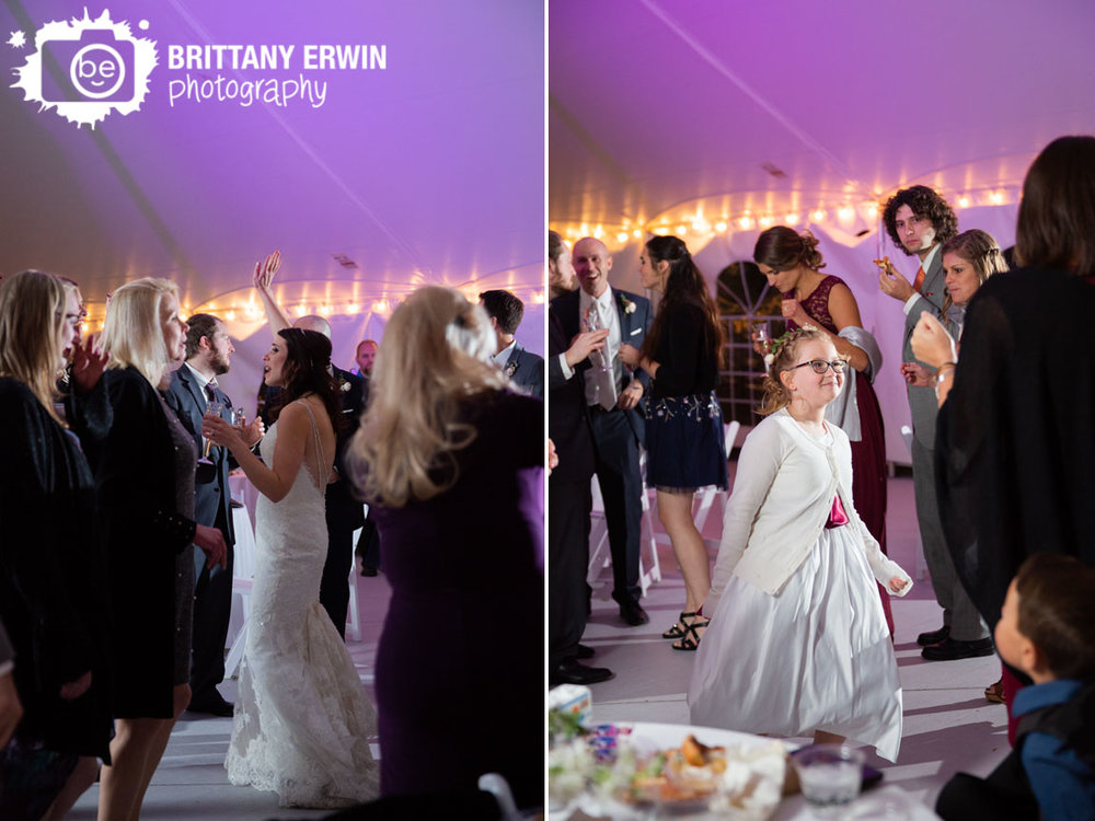 Historic-Ambassador-house-dance-floor-bride-flower-girl-purple-lights.jpg
