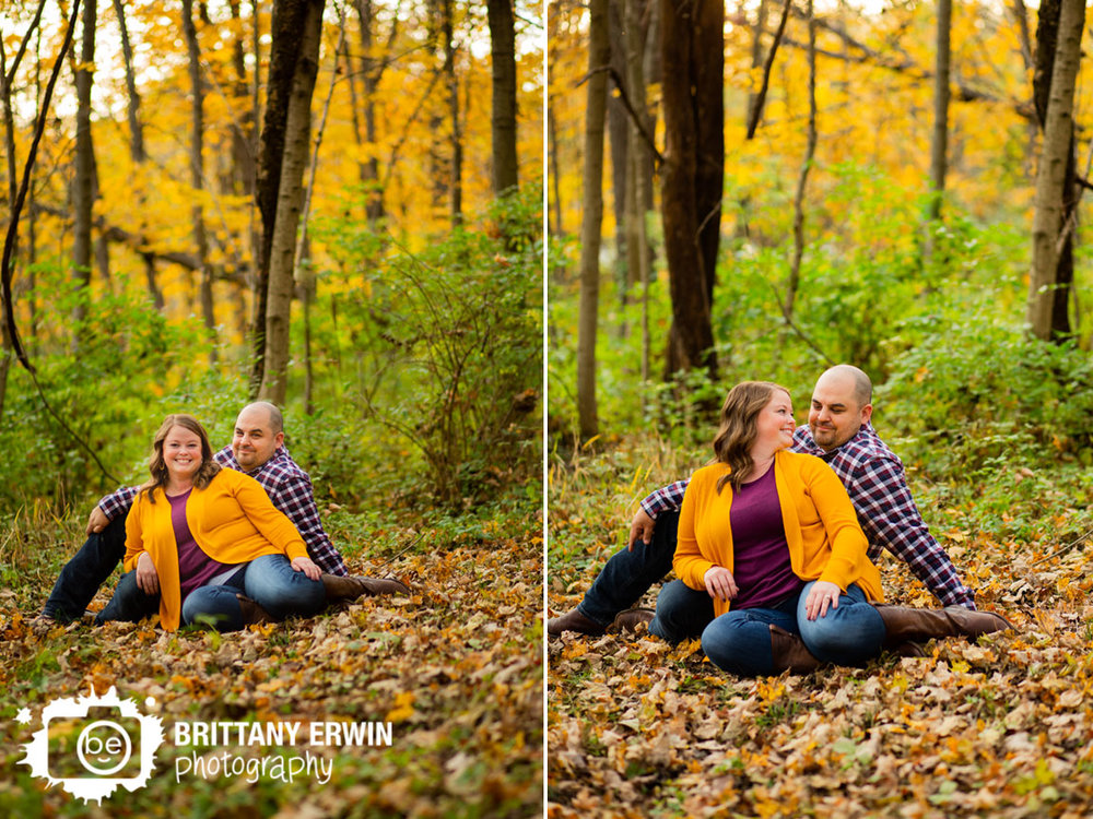 Indianapolis-Fall-engagement-session-couple-in-woods-autumn-leaves.jpg