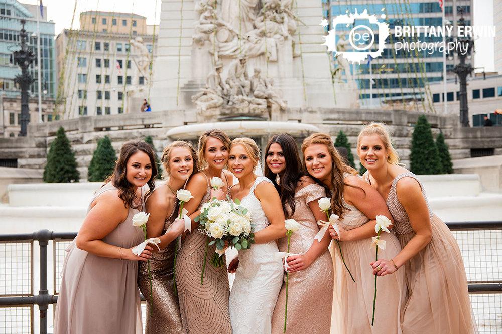Indianapolis-downtown-monument-circle-bride-bridesmaids-group.jpg