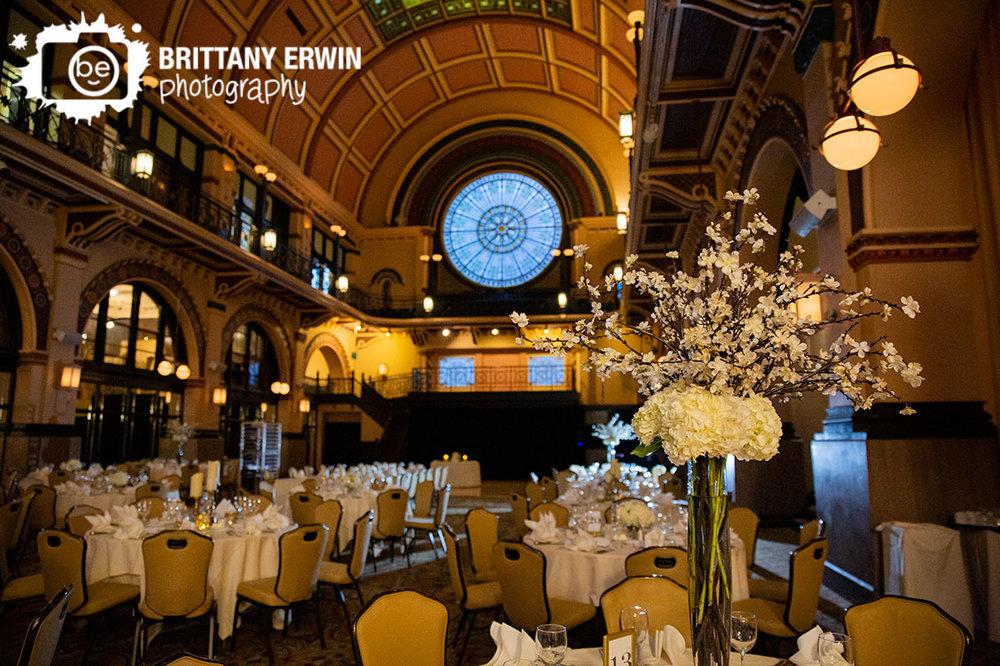 Grand-Union-Station-ballroom-wedding-reception-venue-stained-glass-window-tall-floral-centerpiece.jpg