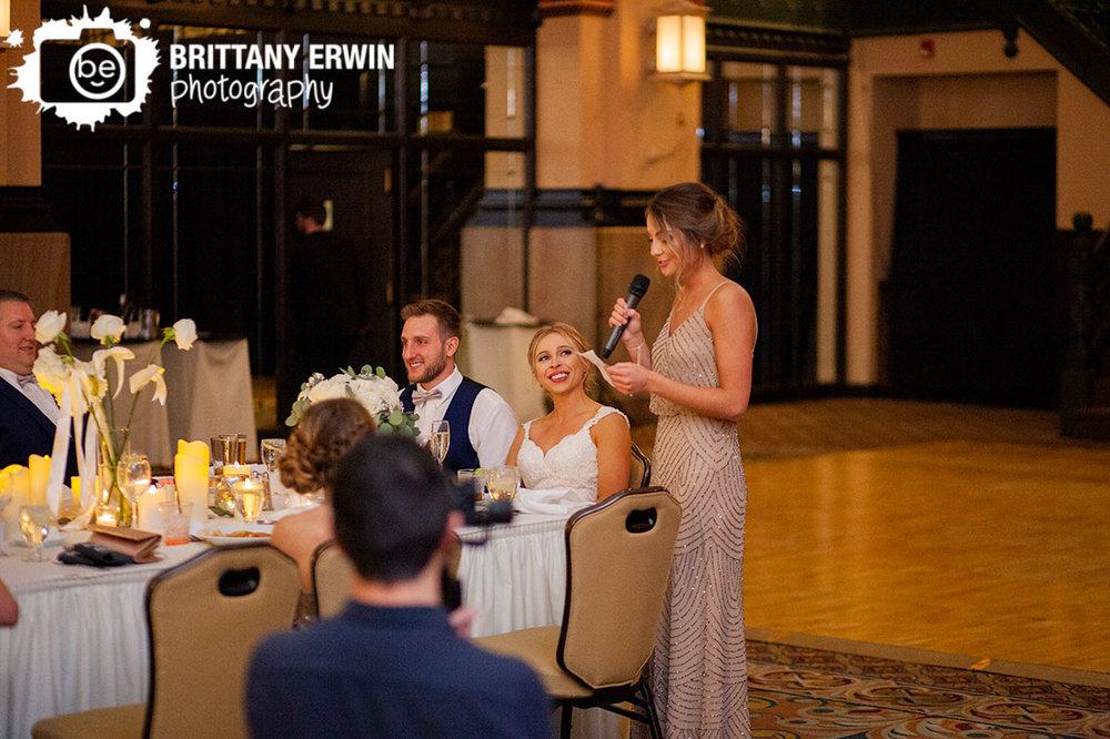 Indianapolis-wedding-reception-photographer-maid-of-honor-toast-Union-Station.jpg