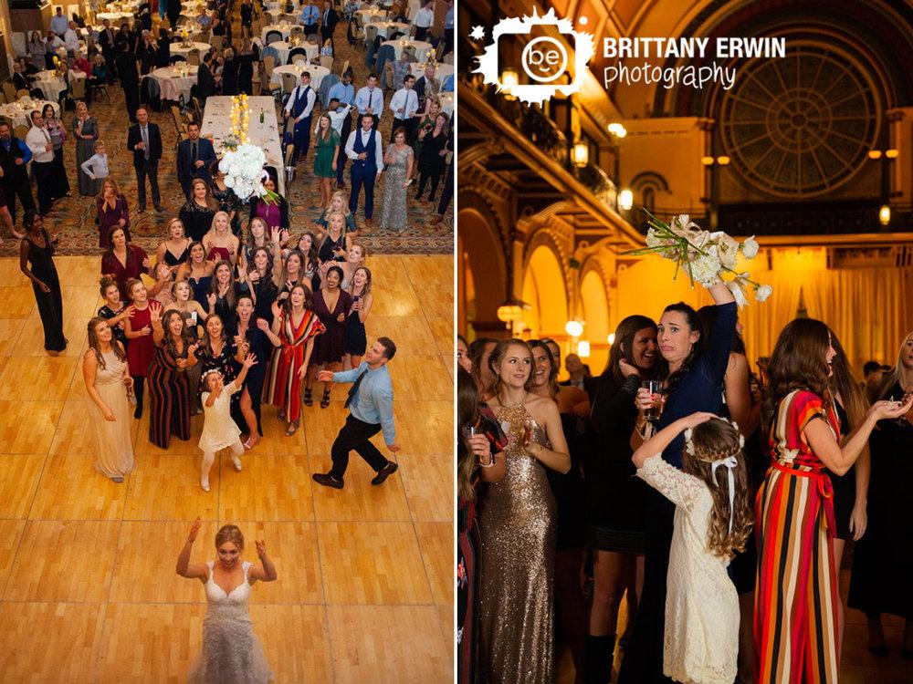 bouquet-toss-wedding-reception-photographer-funny-caught-grand-union-station.jpg