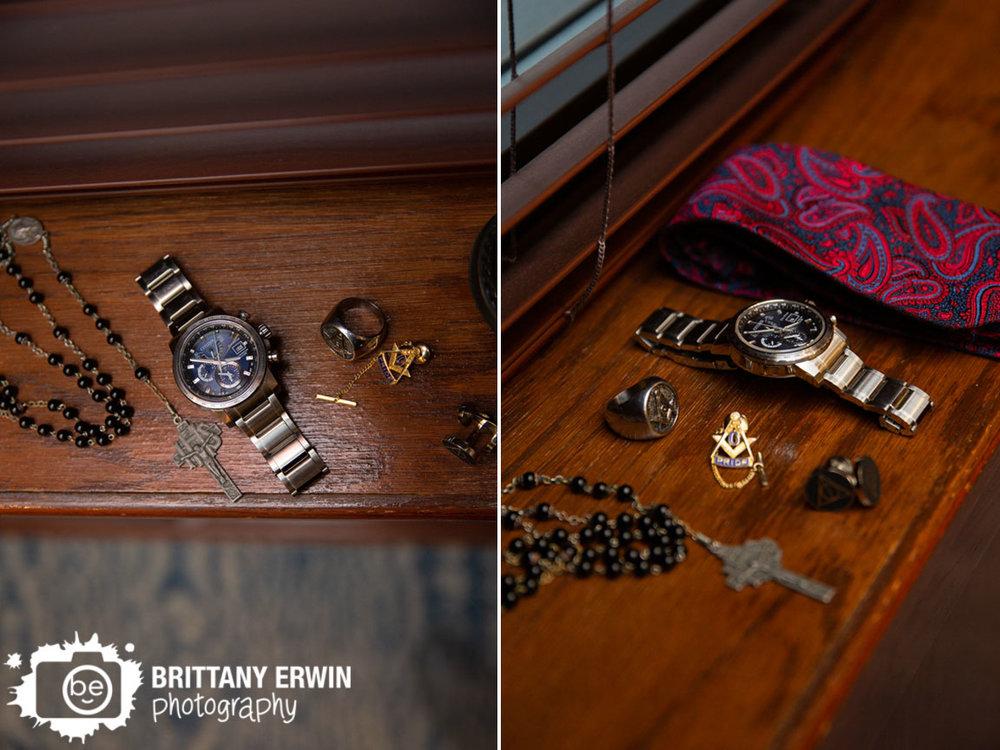 groom-details-on-ledge-watch-rosary-free-mason-pin-ring.jpg
