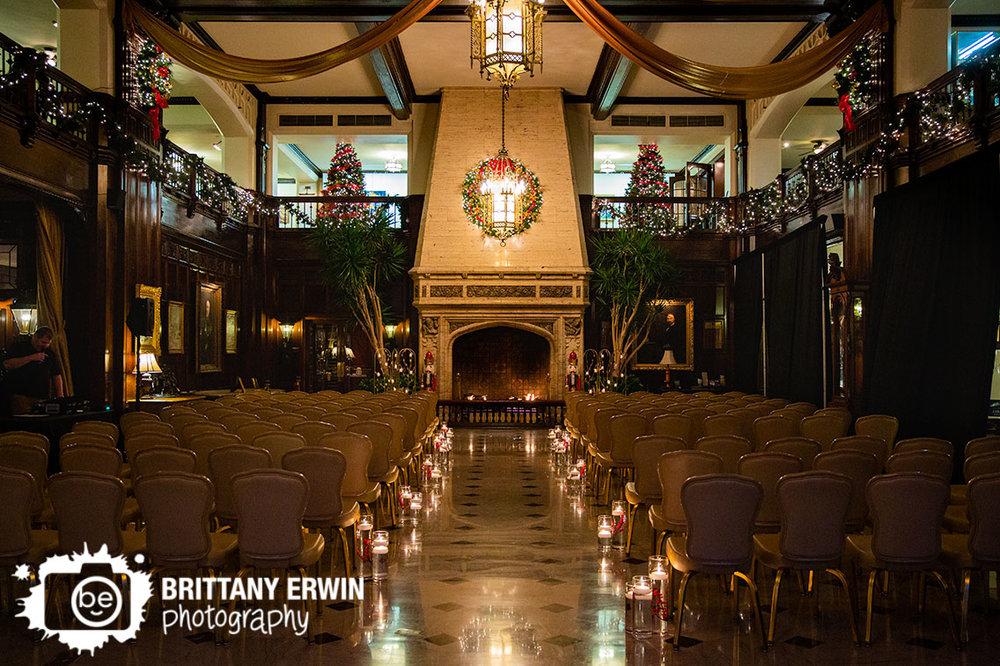 Indianapolis-wedding-ceremony-photographer-columbia-club-fireplace-christmas-decor.jpg