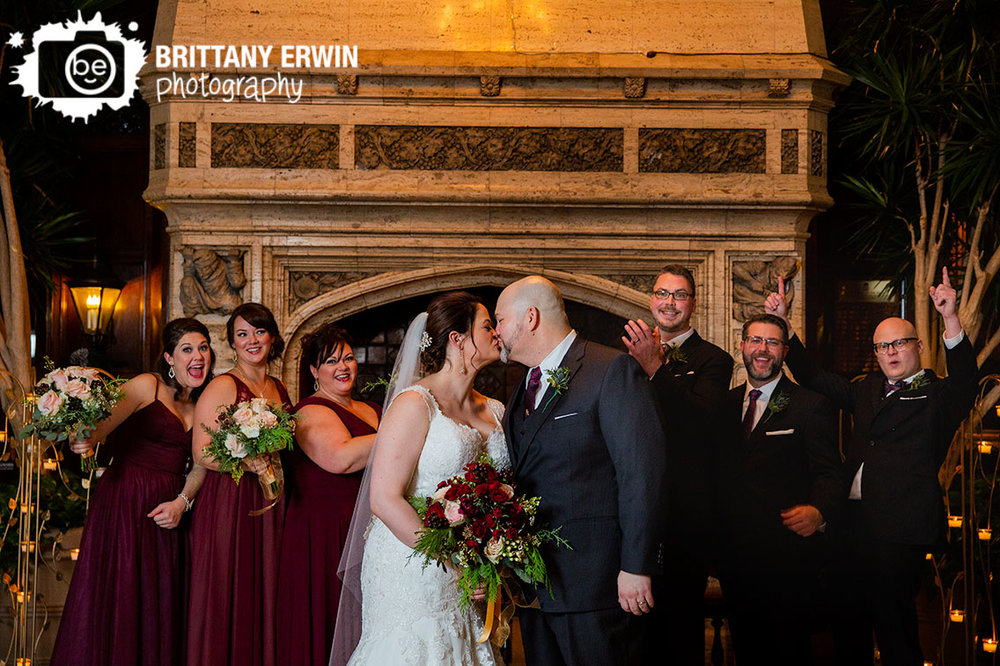 Downtown-Indianapolis-bridal-party-portrait-photographer-group-fireplace.jpg