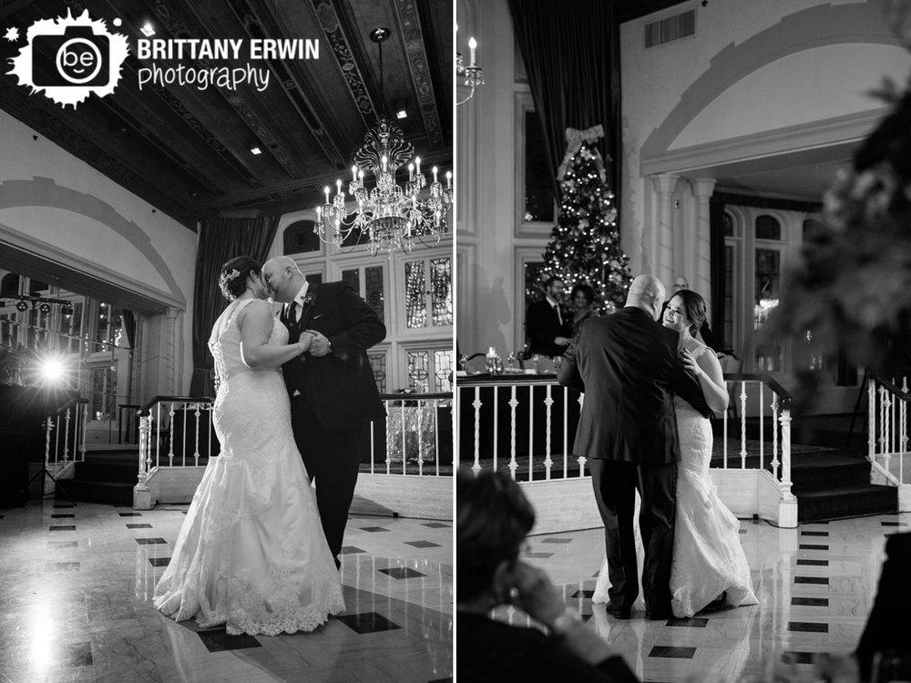 downtown-Indianapolis-fist-dance-photographer-bride-groom-columbia-club-ballroom.jpg