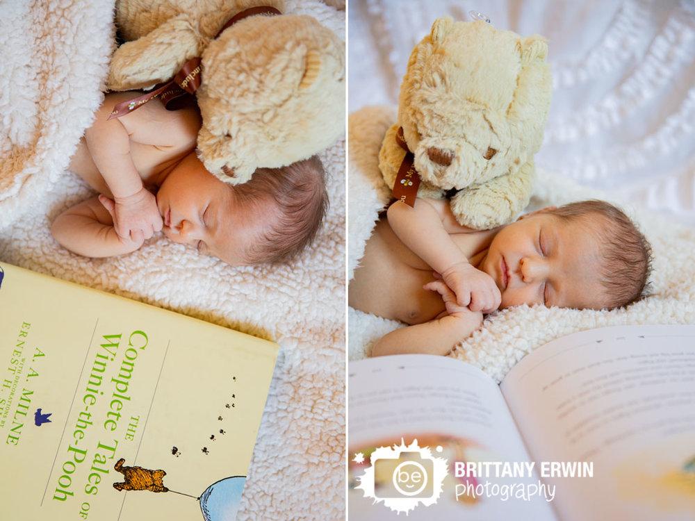 Indianapolis-newborn-portrait-photographer-baby-girl-sleeping-with-pooh-book-bear.jpg