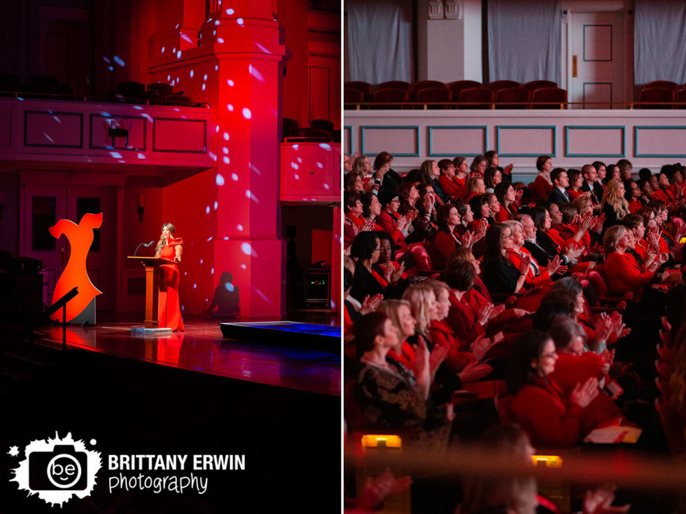 Indianapolis-aha-event-red-dress-go-red-for-women-speaker-audience-applause.jpg