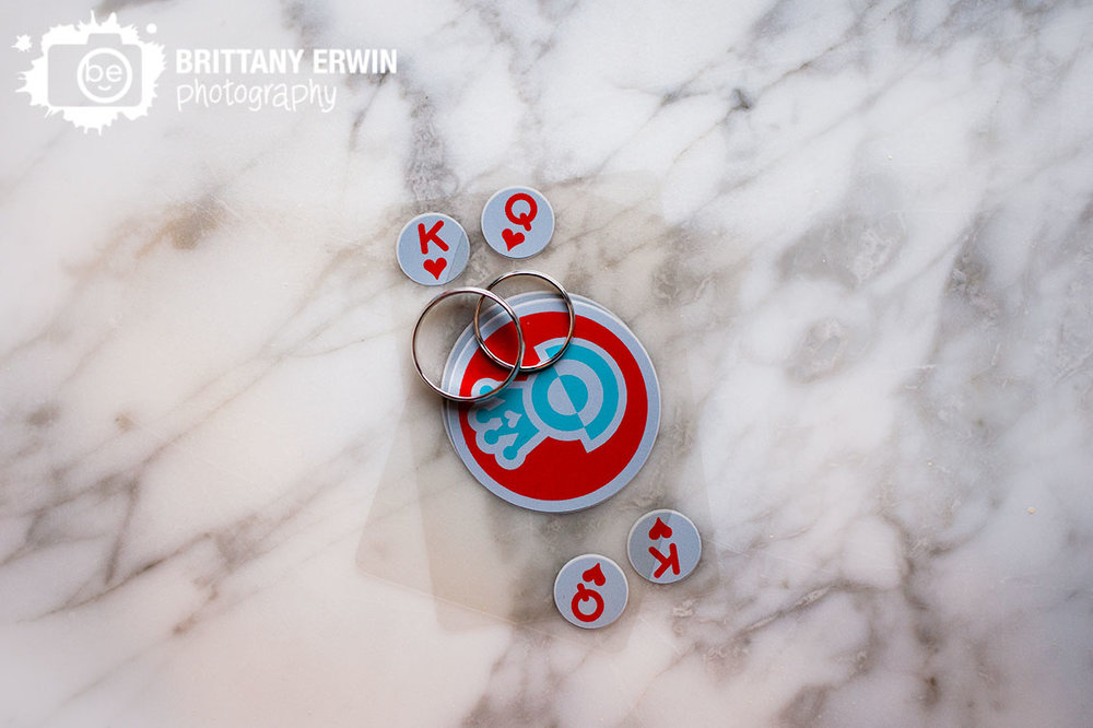 Indianapolis-nerdy-wedding-photographer-rings-on-playing-cards-queen-king-bands.jpg