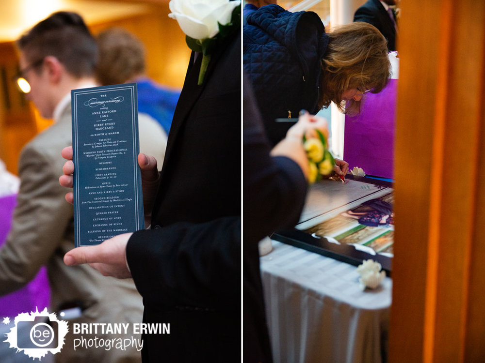 Indianapolis-wedding-photographer-ceremony-program-guests-signing-guest-book-picture.jpg