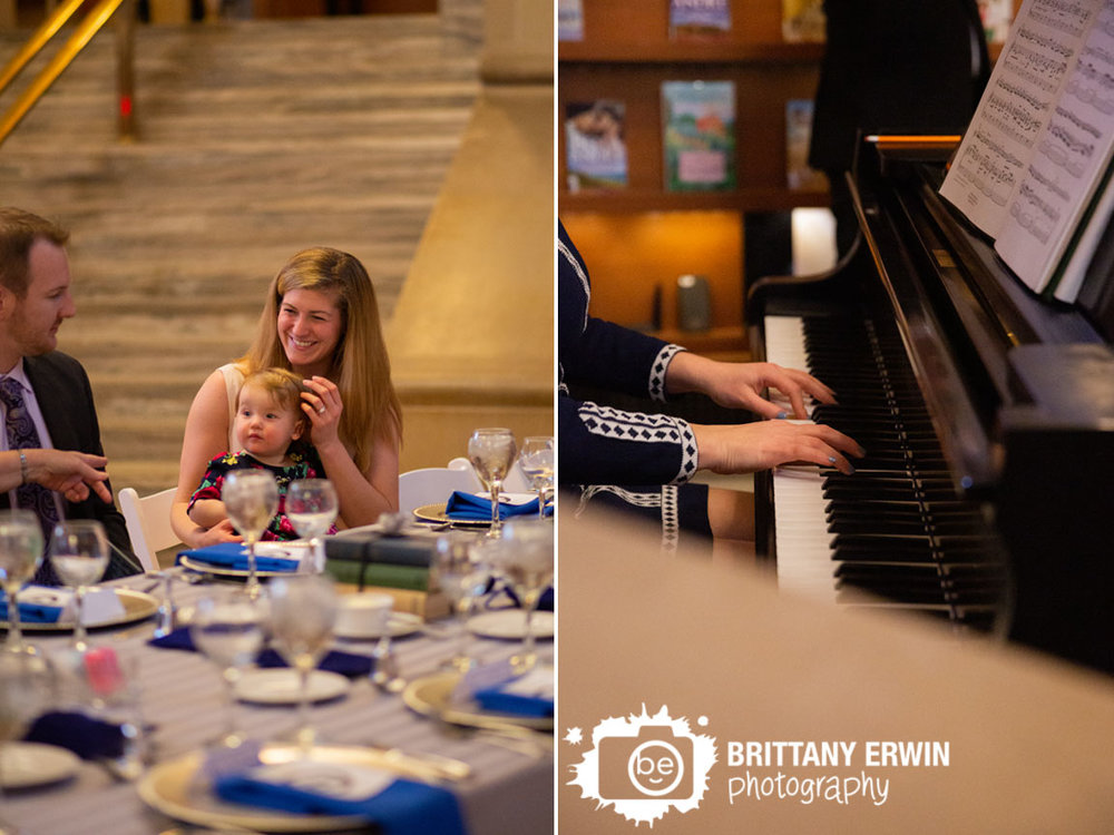 Indianapolis-central-Library-wedding-photographer-ceremony-audience-sitting-at-tables-musicians.jpg