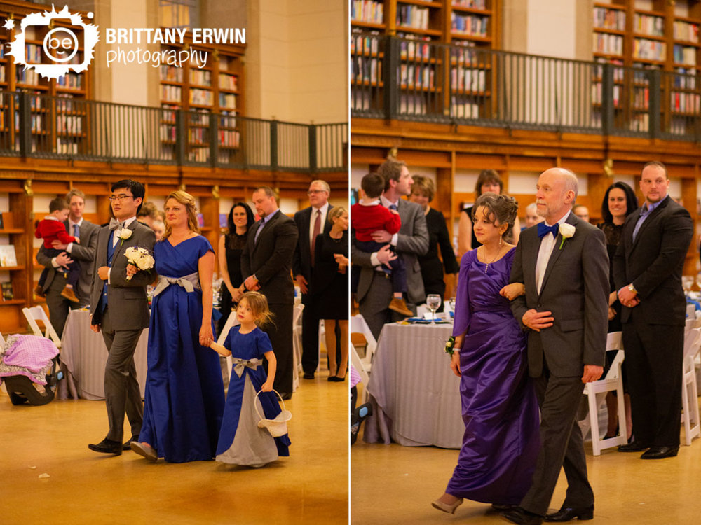 Indianapolis-central-library-wedding-photographer-maid-of-honor-best-man-parents-of-the-bride-after-ceremony.jpg