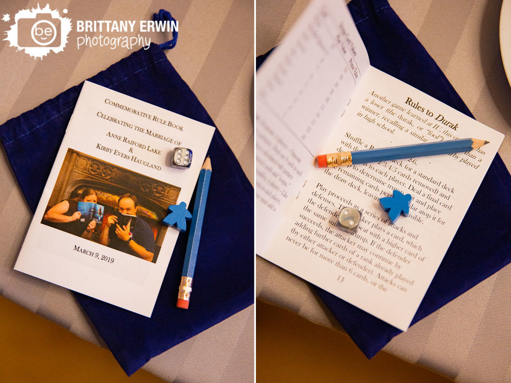 Indianapolis-wedding-photographer-commemorative-rule-book-celebrating-the-marriage-of-central-library-game.jpg