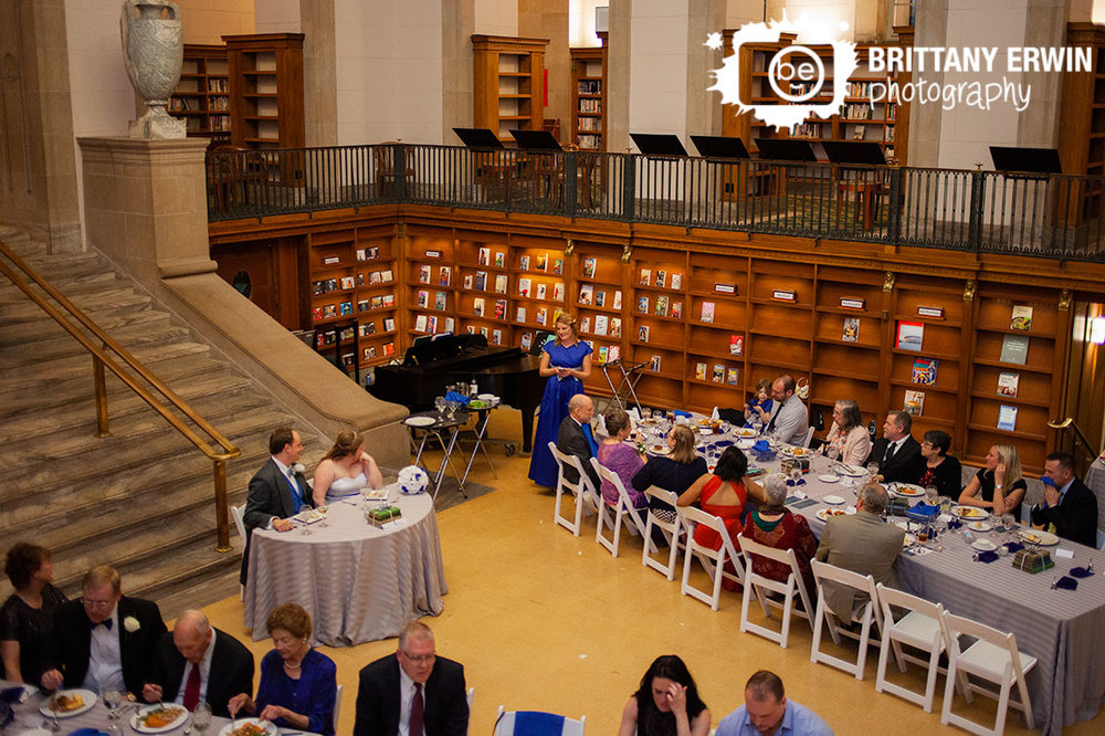 Indianapolis-central-library-wedding-photographer-toast-maid-of-honor.jpg
