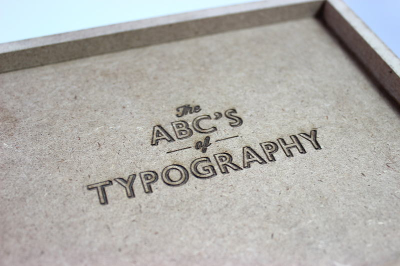 Melisa Ozkan - the ABD's of typography
