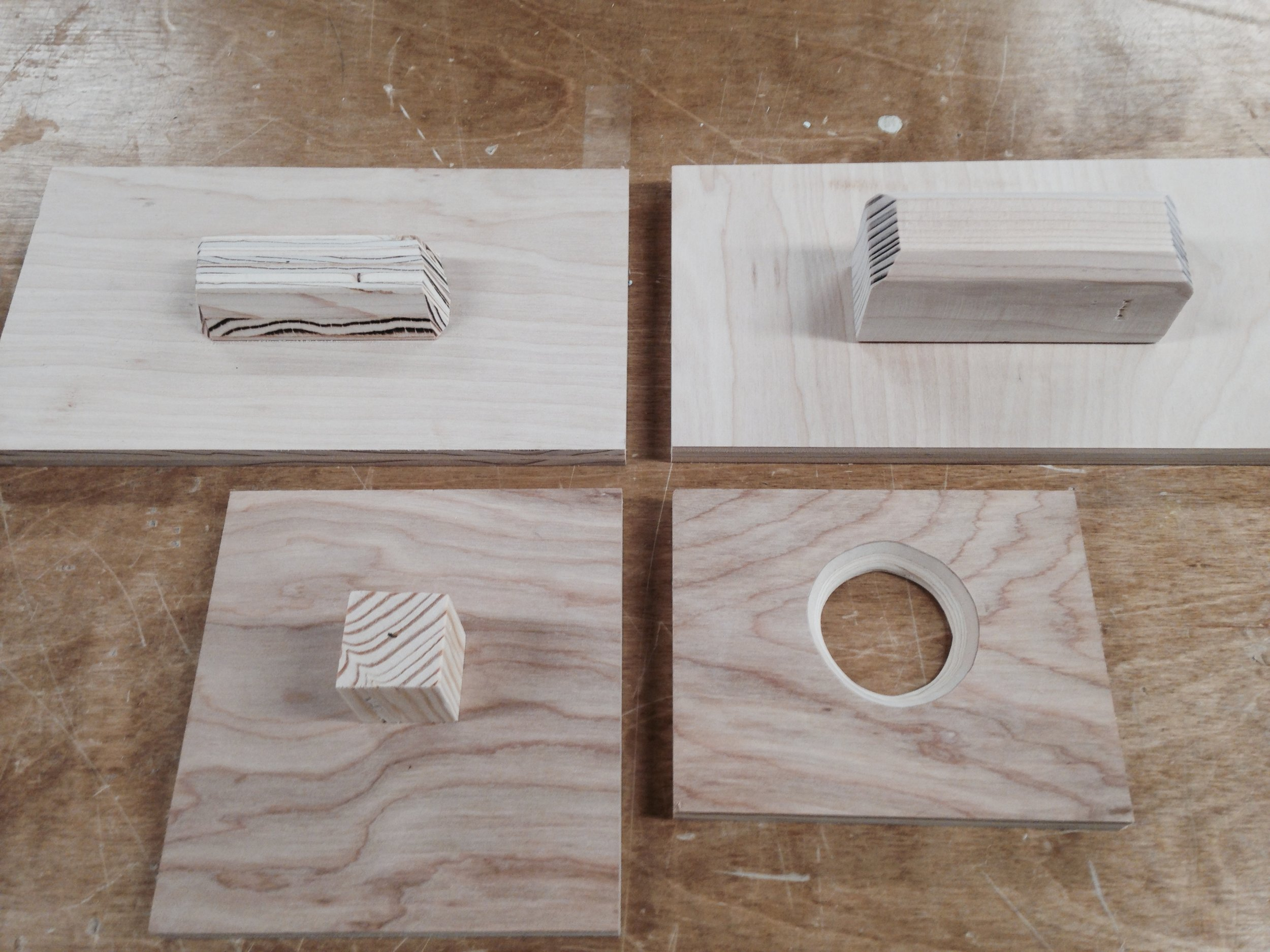 Vacuum Forming Examples
