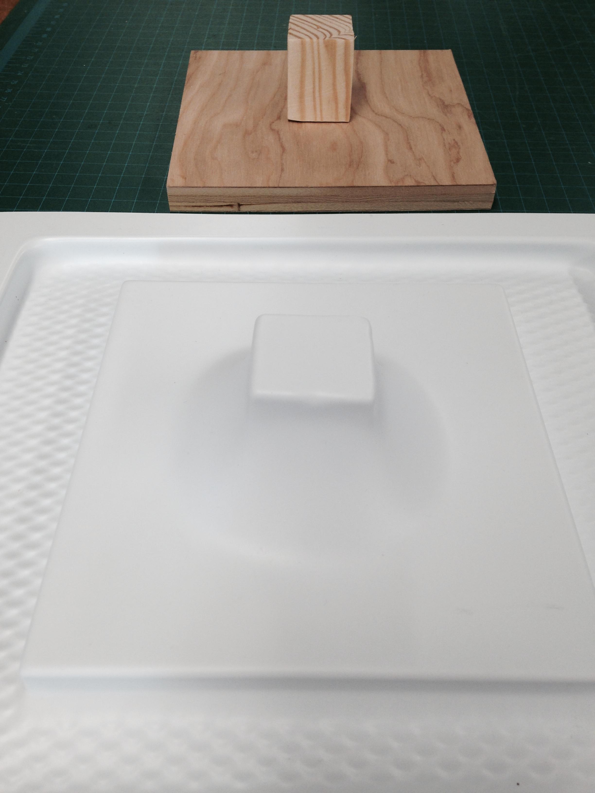 Square_Vacuum Forming