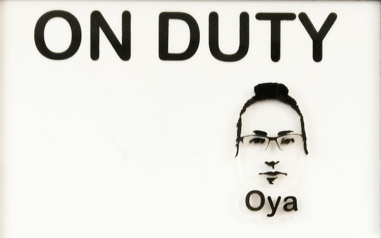 OYAONDUTY