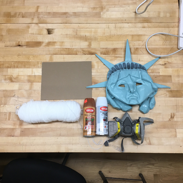 A unique feature of the Visual Futures Lab is that it oversees SVA's only indoor spray booth for spray painting, applying stains, or using any materials that emit fumes, which is a safer bet than working on the street in front of the studios or in a small NYC apartment.