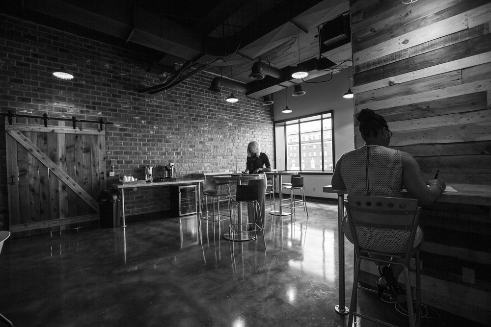 IS CO-WORKING FOR YOU? -